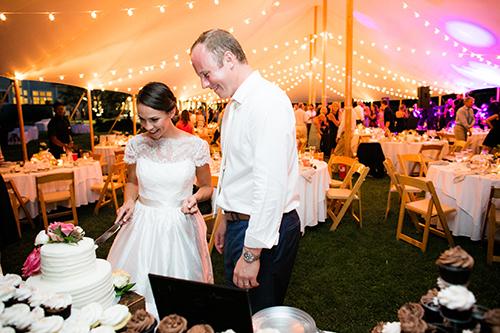Stowe Vermont Wedding
