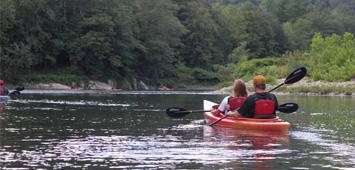 Kayaking Activities