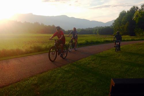 Stoweflake Biking