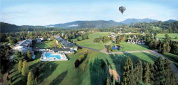 Stoweflake Aerial View