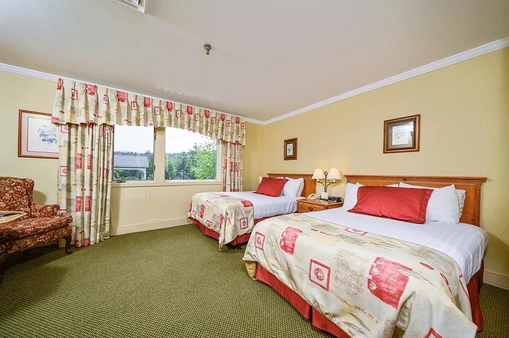 Delux Bedroom Double Beds