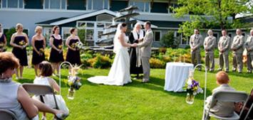 Stowe Vermont Wedding Events