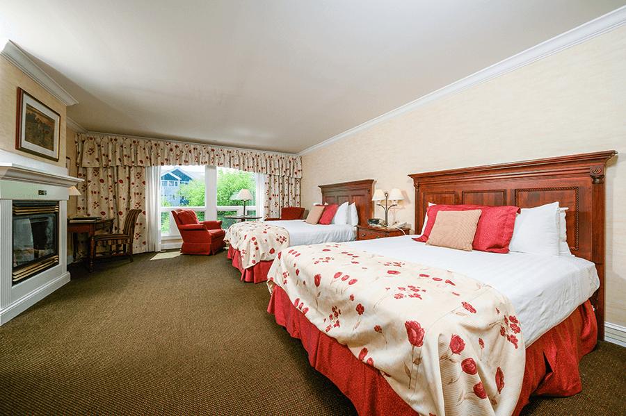 Luxury Double Beds