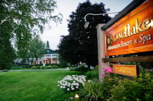 Stoweflake Resort & Spa