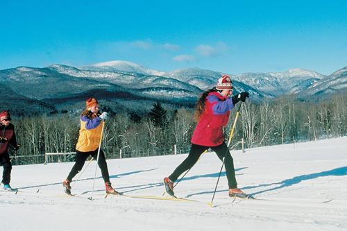 Stoweflake Ski Ride