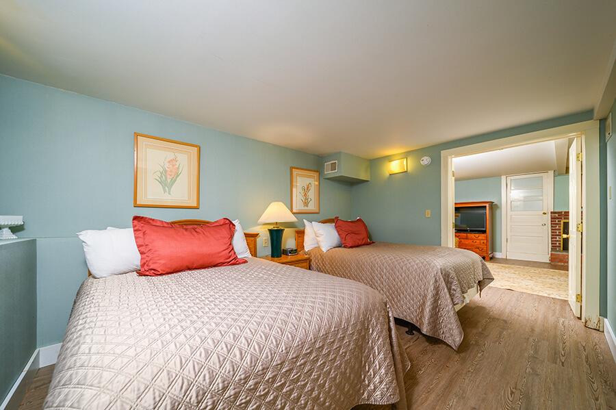 Ski House Bed Room