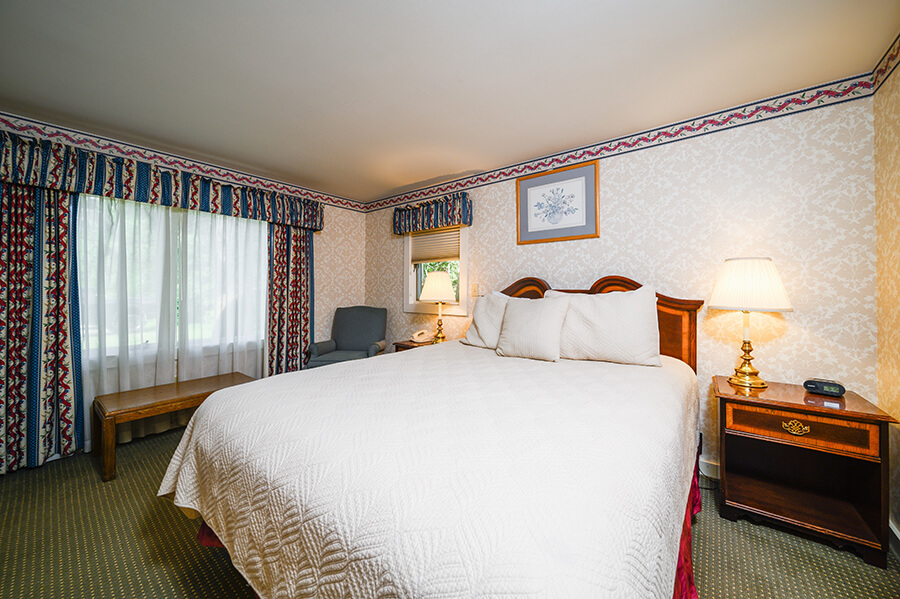 Ski House Bedroom