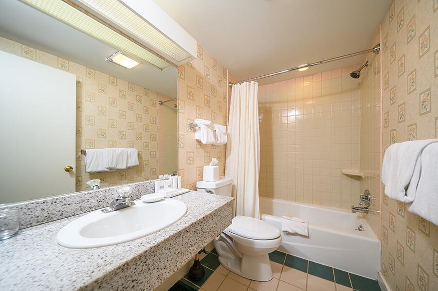 Ski House Bathroom