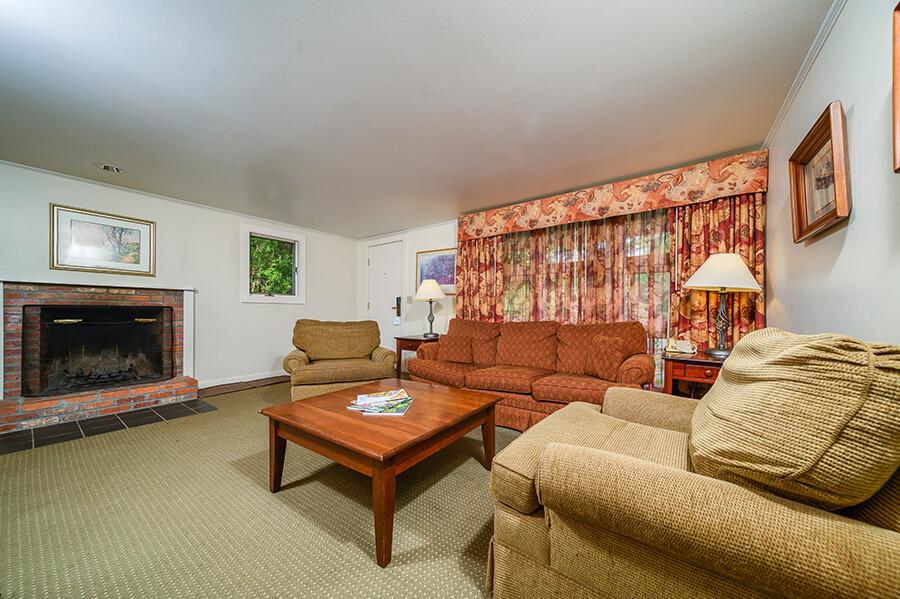 Ski House Living Room