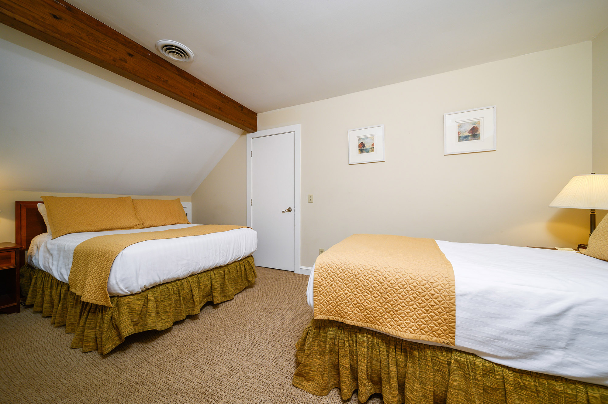 Town House Double Bedded Room