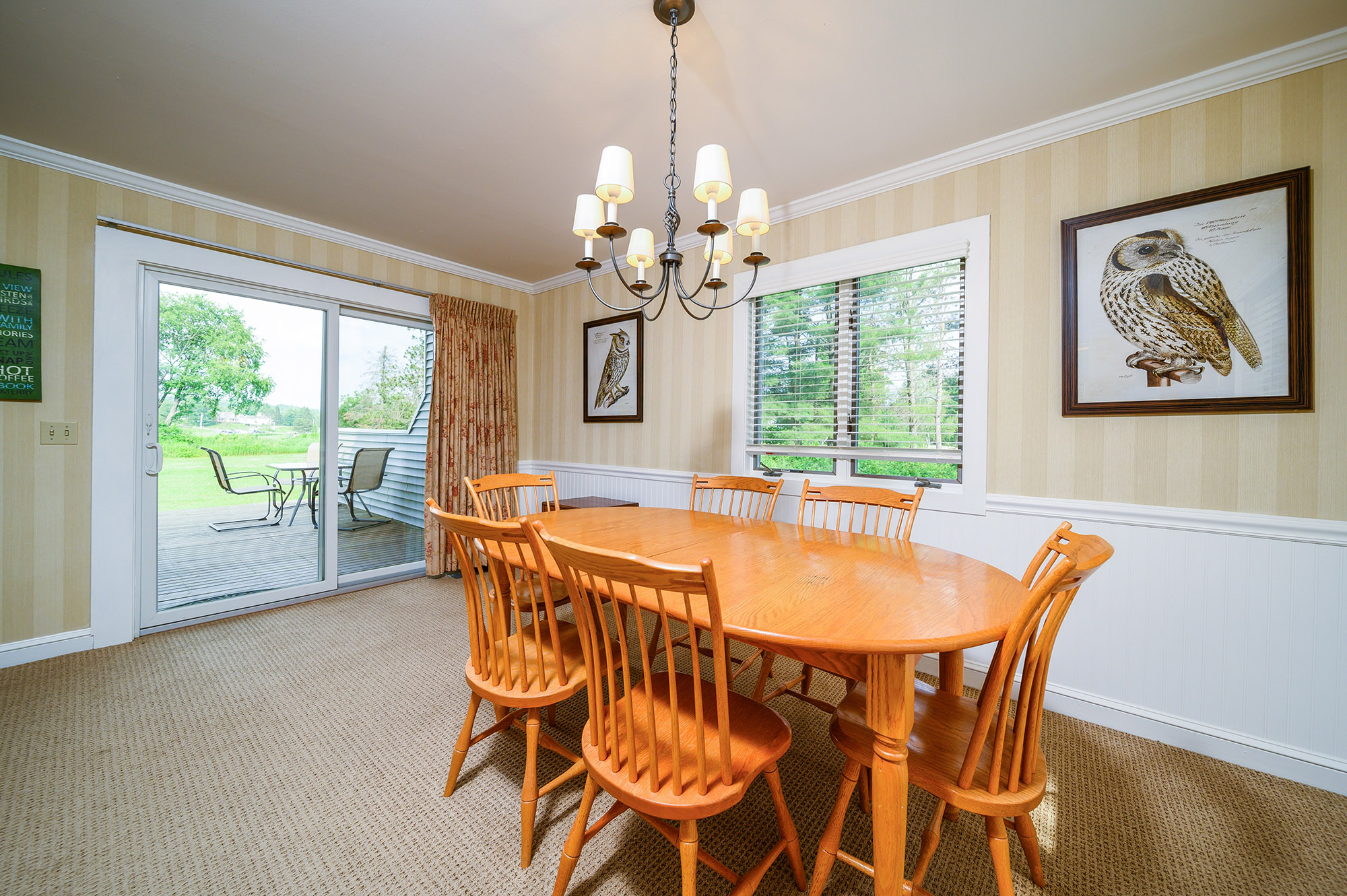 Town House Dining Room