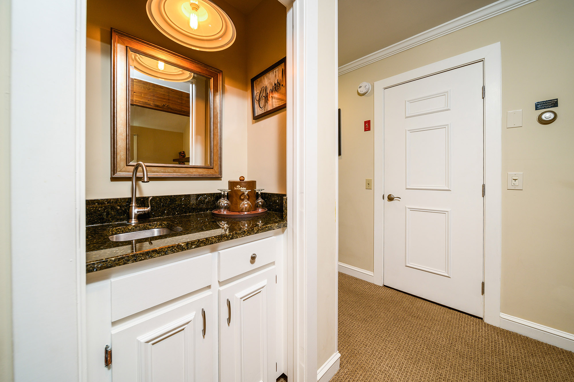 Town House Wash Room