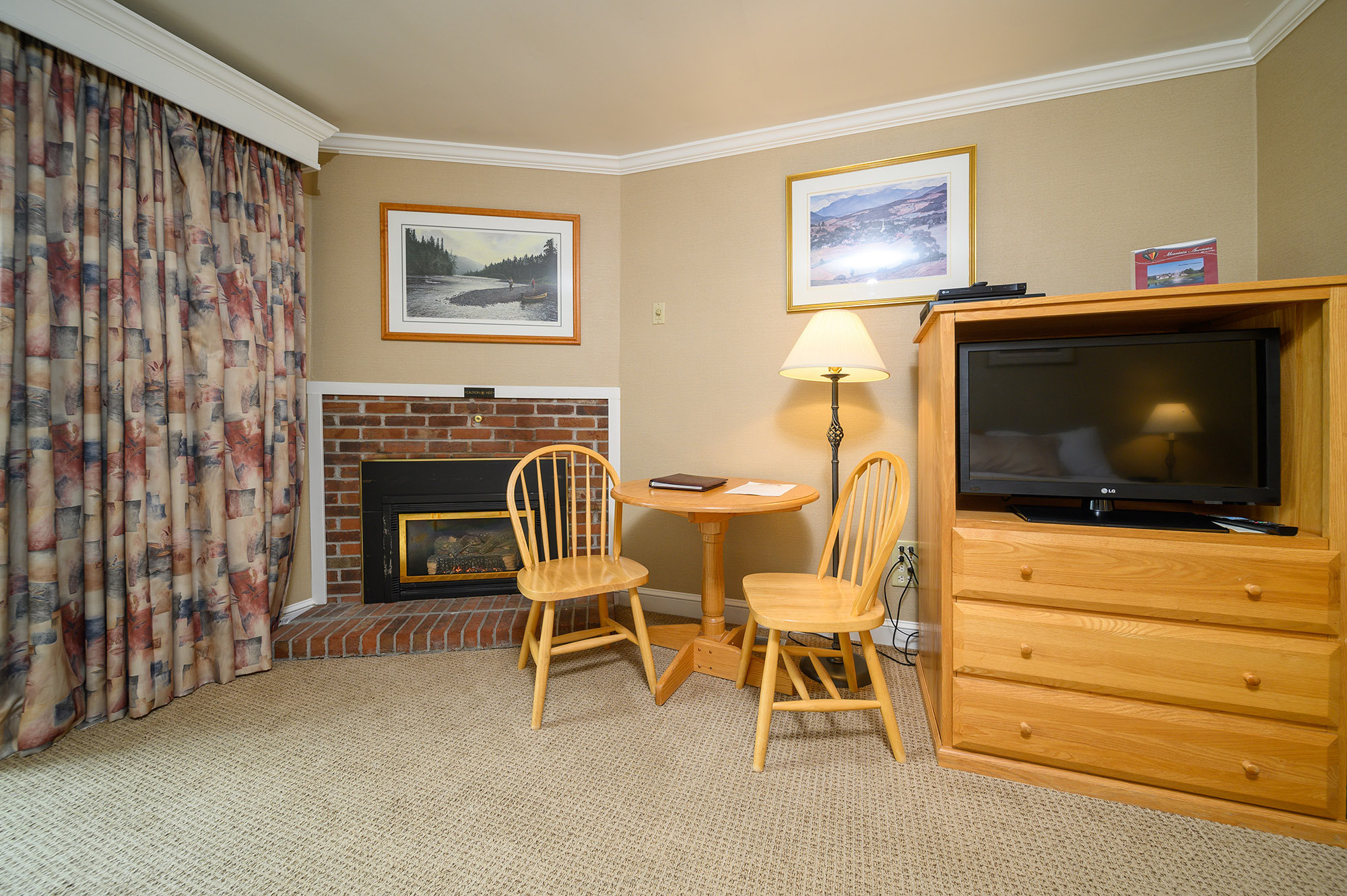 Town House Fire Place