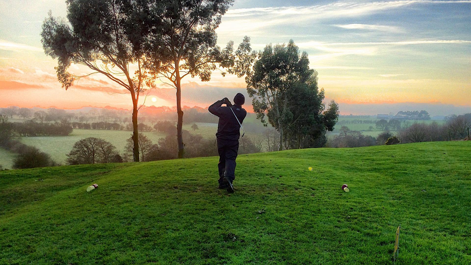 Dad Golf